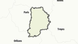 Map / Seine-et-Marne