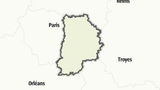 地图 / Seine-et-Marne