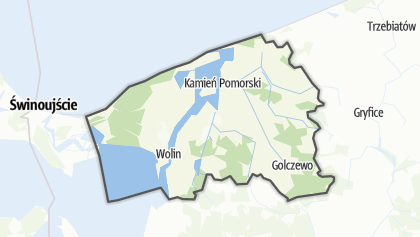 Карта / Kamienski