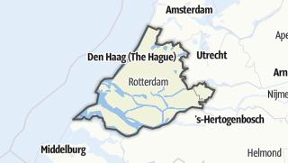 Carte / Zuid-Holland