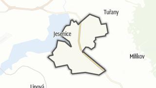 מפה / Okrouhlá