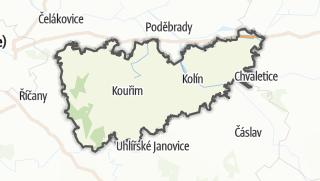 Cartina / Kolín