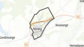 Mapa / Héming
