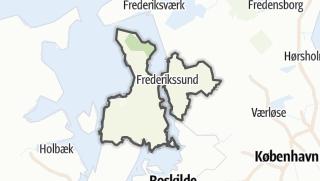 Térkép / Frederikssund