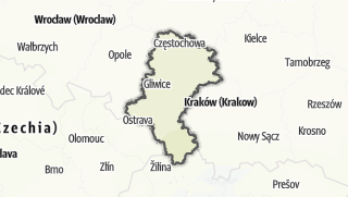 Cartina / Slaskie