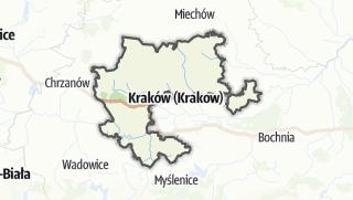 地图 / Krakowski