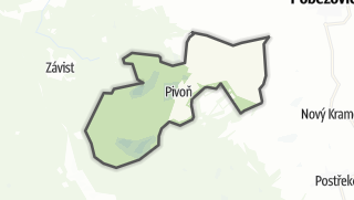 Karte / Mnichov