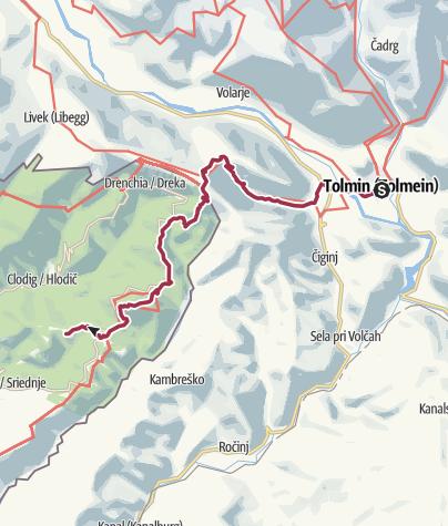 Karte / AAT E27 Bauernhof
