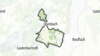 מפה / Soultzmatt