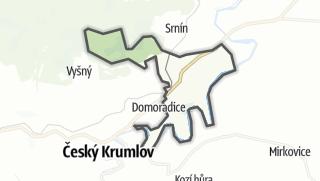 מפה / Přísečná