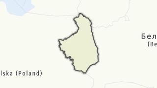 地图 / Podlaskie
