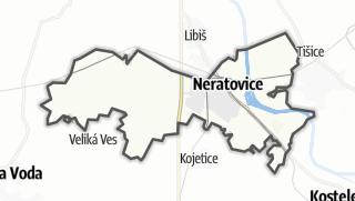 Karte / Neratovice