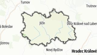 Cartina / Jicin