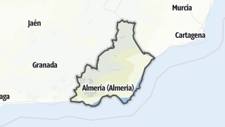 Carte / Almería