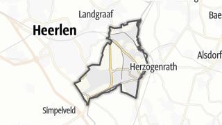 מפה / Kerkrade