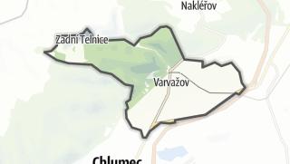 מפה / Telnice