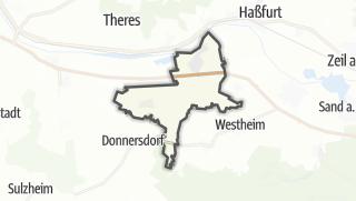 Mapa / Wonfurt
