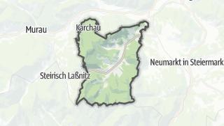 Mapa / Sankt Lambrecht