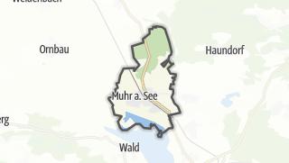 מפה / Muhr am See