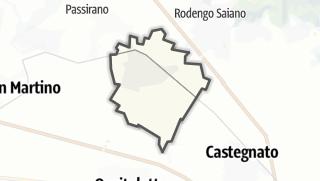 מפה / Paderno Franciacorta
