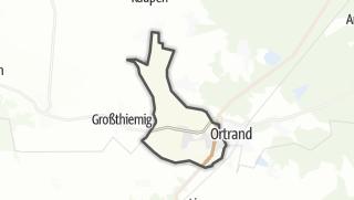 Cartina / Großkmehlen