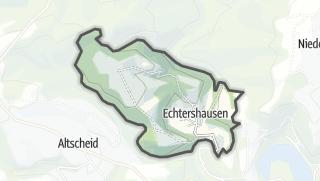 Karte / Echtershausen