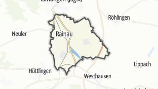 Mapa / Rainau