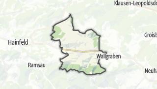 Mapa / Kaumberg