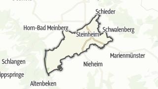 Carte / Steinheim