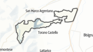 Térkép / Mongrassano