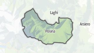地图 / Posina