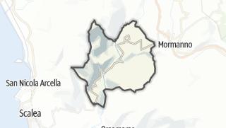 Térkép / Papasidero
