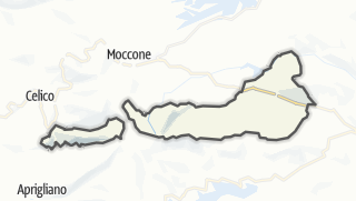Térkép / Serra Pedace