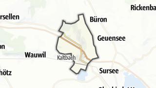 地图 / Knutwil