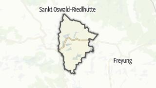 Carte / Grafenau