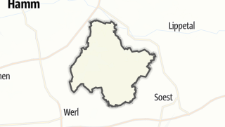 Mapa / Welver