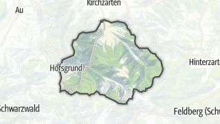 Mapa / Oberried