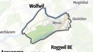 מפה / Wynau