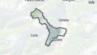 Karte / Cerveno