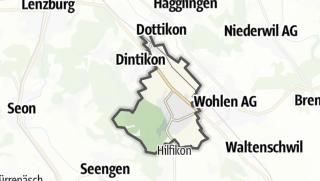מפה / Villmergen