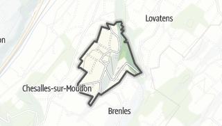 Карта / Sarzens