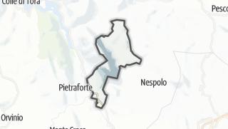 Mapa / Collegiove