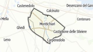 מפה / Montichiari