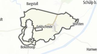 Karte / Hamdorf