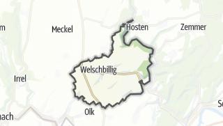 Karte / Welschbillig