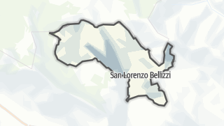 Mapa / San Lorenzo Bellizzi