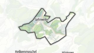 Cartina / Gehrweiler