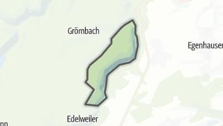Karte / Wörnersberg