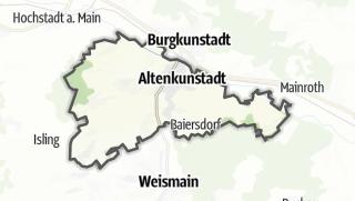 Cartina / Altenkunstadt