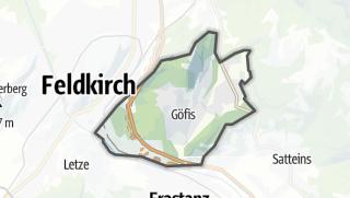 地图 / Göfis